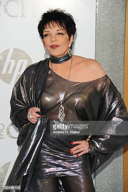 "Actress/singer Liza Minnelli attends ""Sex And The City 2"" Premiere presented by Mercedes-Benz And Maybach at Radio City Music Hall on May 24, 2010 in..."