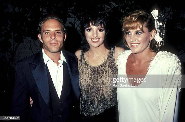 "Actress/Singer Liza Minnelli, half-brother Joey Luft and half-sister actress Lorna Luft attend ""A Star is Born"" Specially Restored 29th Anniversary..."