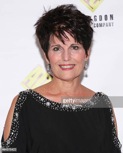 Actress/singer Lucie Arnaz attends the 2015 Abingdon Theatre Company Gala held at Espace on October 26 2015 in New York City