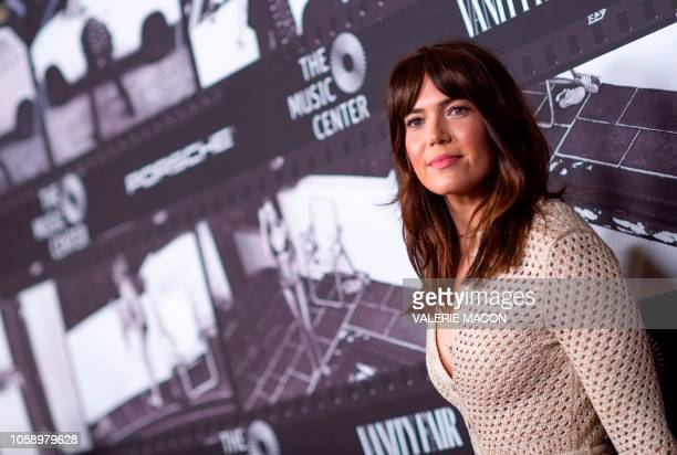 Actress/singer Mandy Moore attends JONI 75 A Birthday Celebration Live at the Dorothy Chandler Pavilion in Los Angeles on November 7 2018 Two AllStar...