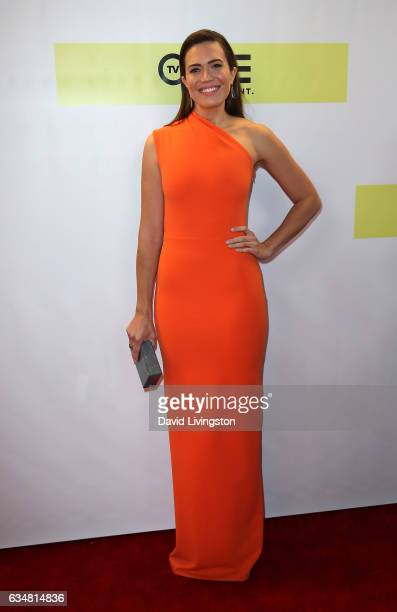 Actress/singer Mandy Moore attends the 48th NAACP Image Awards at Pasadena Civic Auditorium on February 11 2017 in Pasadena California