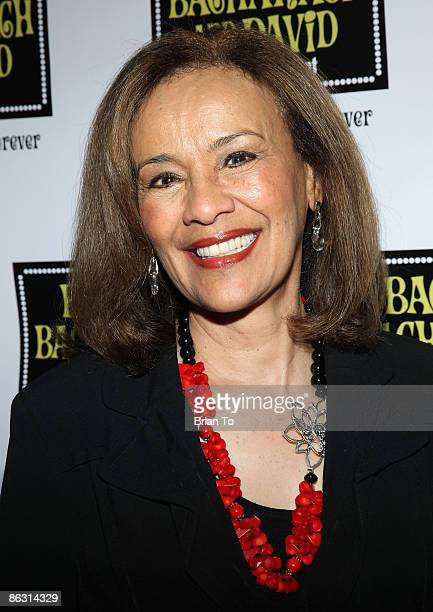 Actress/singer Marilyn McCoo arrives at Back to Bacharach and David Opening Night at Henry Fonda Theatre on April 19 2009 in Hollywood California