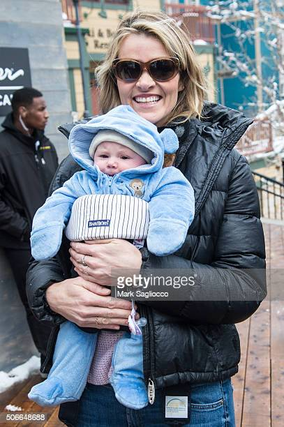Actress/Singer Missi Pyle is seen around town at the Sundance Film Festival on January 24 2016 in Park City Utah