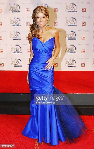 Actress/singer Natalie Bassingthwaighte arrives at the 48th Annual TV Week Logie Awards at the Crown Entertainment Complex May 7 2006 in Melbourne...