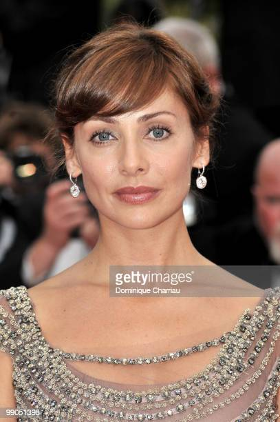 Actress/singer Natalie Imbruglia attends the Opening Night Premiere of 'Robin Hood' at the Palais des Festivals during the 63rd Annual International...