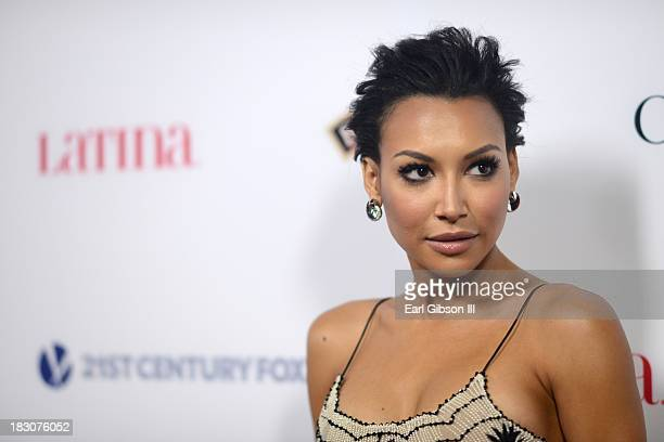 """Actress/singer Naya Rivera attends the Latina Magazine """"Hollywood Hot List"""" Party at The Redbury Hotel on October 3, 2013 in Hollywood, California."""