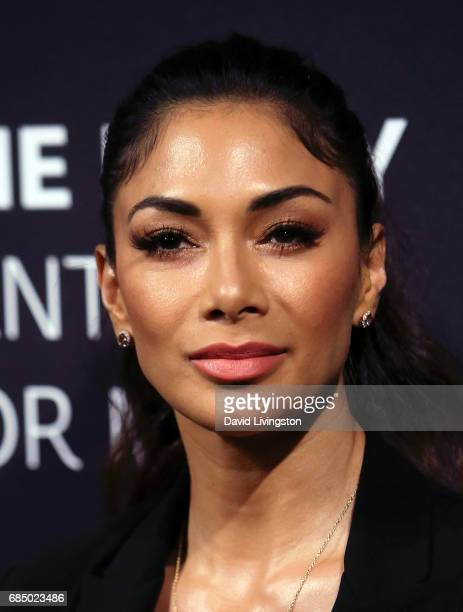 Actress/singer Nicole Scherzinger attends the 2017 PaleyLive LA Spring Season 'Dirty Dancing The New ABC Musical Event' premiere screening and...
