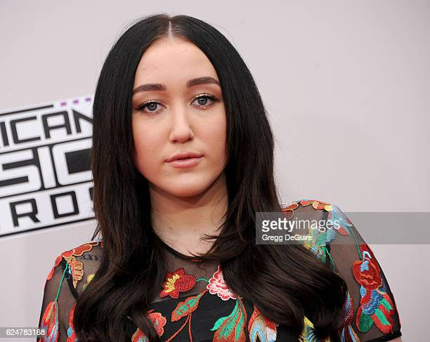 Actress/singer Noah Cyrus arrives at the 2016 American Music Awards at Microsoft Theater on November 20 2016 in Los Angeles California