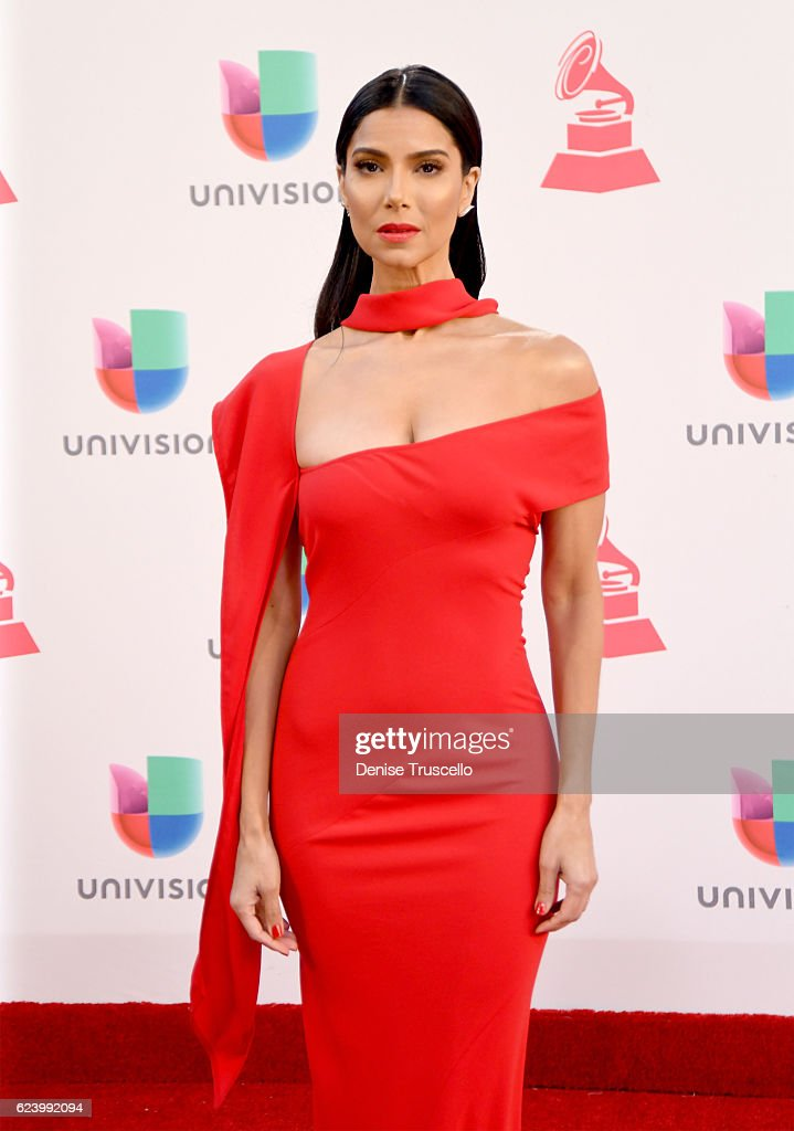 Actress/singer Roselyn Sanchez attends The 17th Annual Latin Grammy Awards at T-Mobile Arena on November 17, 2016 in Las Vegas, Nevada.