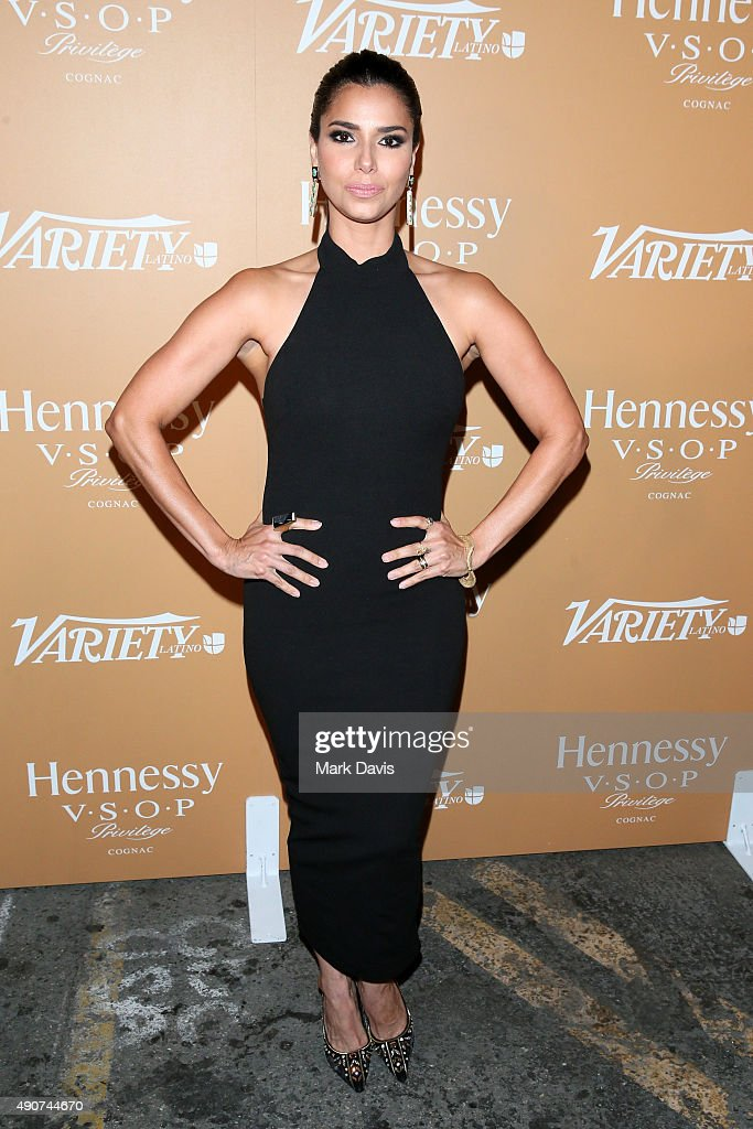 Actress/singer Roselyn Sanchez attends Variety Latino's 10 Latinos to Watch at Avalon Hollywood on September 30, 2015 in Los Angeles, California.