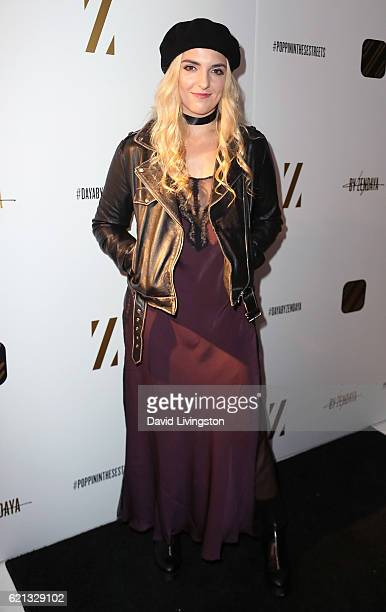 Actress/singer Rydel Lynch attends the Daya by Zendaya Popup Shop at Known Gallery on November 5 2016 in Los Angeles California