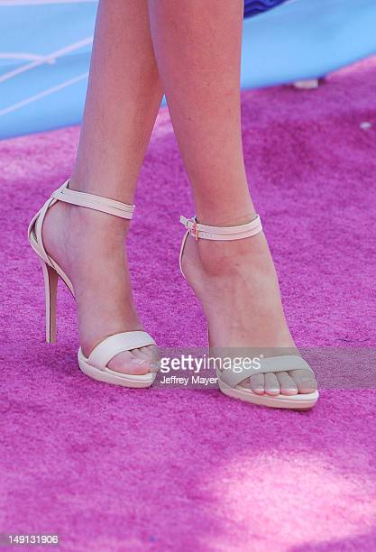 Actress/Singer Selena Gomez at the 2012 Teen Choice Awards at Gibson Amphitheatre on July 22 2012 in Universal City California