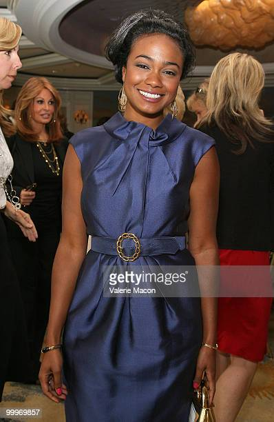 Actress/singer Tatyana Ali attends the Carousel of Hope kickoff luncheon on May 18 2010 in Beverly Hills California