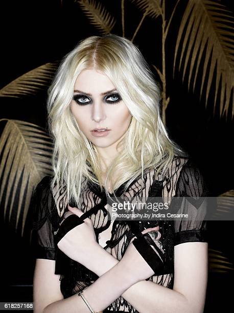 Actress/Singer Taylor Momsen is photographed for The Untitled Magazine on January 25 2013 in New York City PUBLISHED IMAGE CREDIT MUST READ Indira...