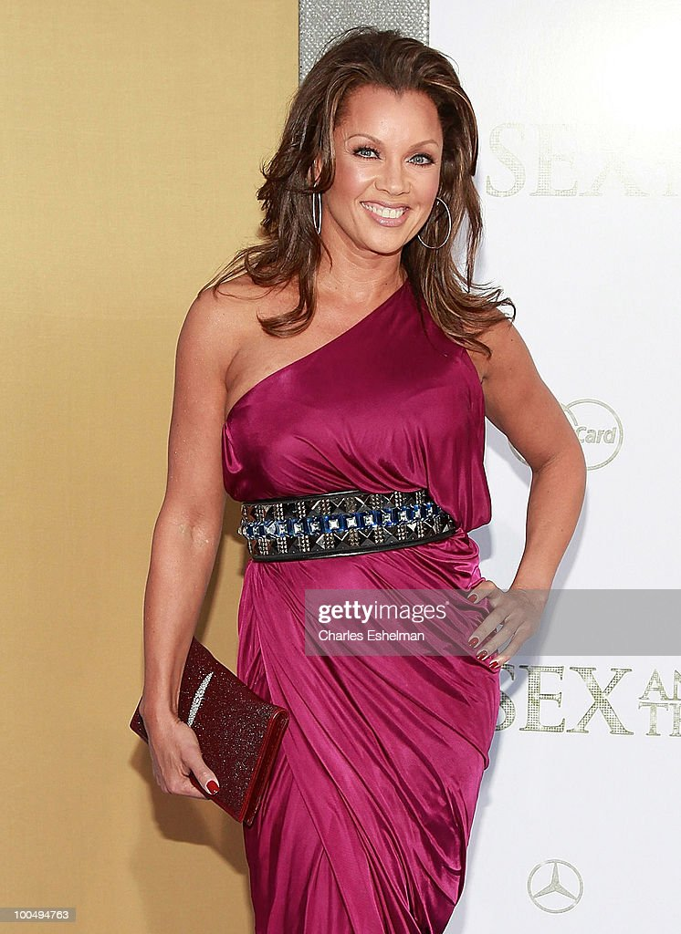 Actress/singer Vanessa Williams attends the premiere of 'Sex and the City 2' at Radio City Music Hall on May 24, 2010 in New York City.