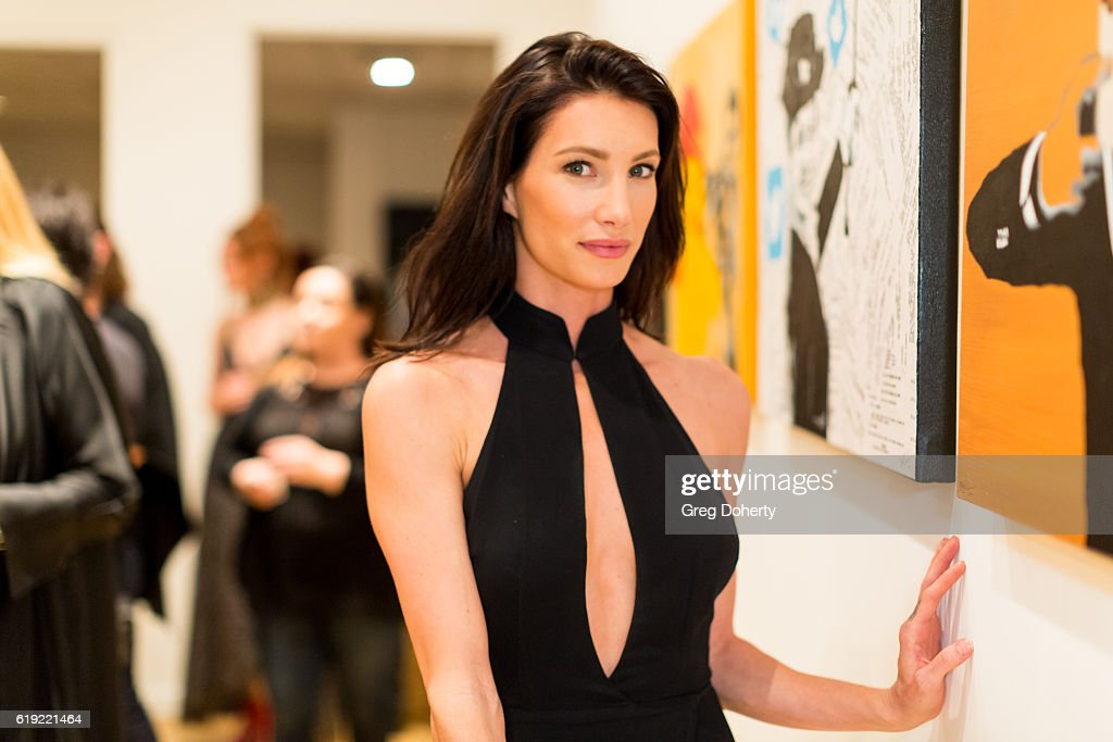 "Gallery Opening Of ""Social Distortion: A Capsule Collection Of Fine Art By Billy Morrison"" : News Photo"