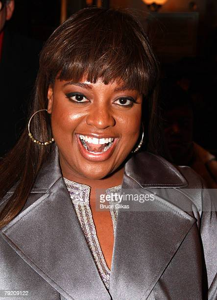 Actress/Talk Show Host/Comedian Sherri Sheppard poses at The Opening Night Party for the Revival of Come Back Little Sheba at Planet Hollywood Times...