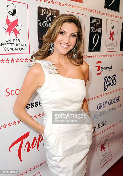 Actress/writer Heather McDonald arrives at The Ninth Annual Night Of Comedy Benefitting The Children Affected by AIDS Foundation at the Saban Theatre...