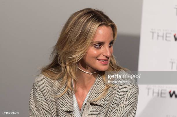Actress/writer Katie Nehra attends 'TheWrap's Breaking into the Business Live' on December 7 2016 in Alhambra California