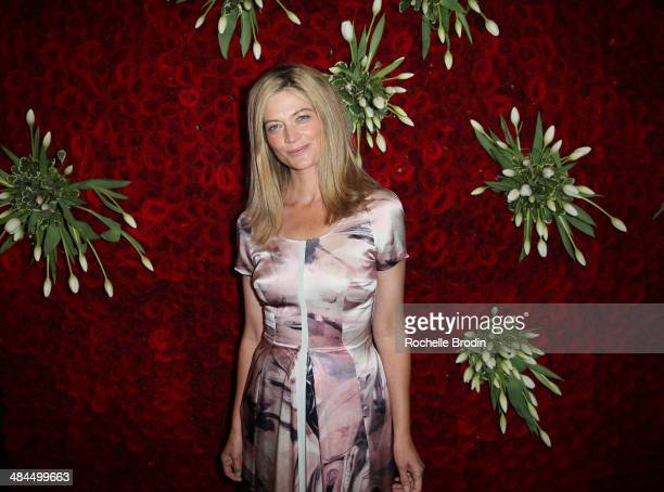 Actress/writer Sophie Ward attends the VIP Red Carpet Suite hosted by Ketel One Vodka at the 25th Annual GLAAD Media Awards on April 12, 2014 in...
