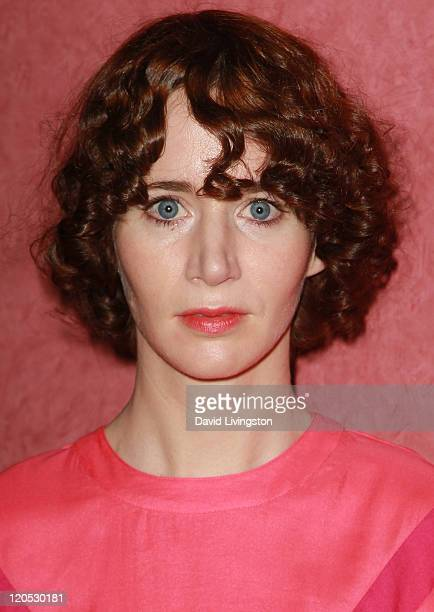 Actress/writer/director Miranda July attends a screening of 'The Future' at ArcLight Hollywood on August 6 2011 in Los Angeles California