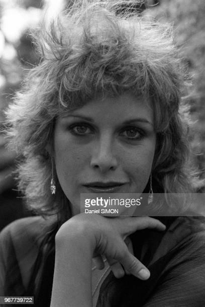 L'actrice américaine Season Hubley lors du Festival de Cannes le 21 mai 1979 France