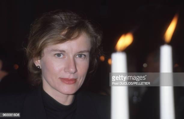 L'actrice Dominique Sanda Cannes le 13 mai 1987 France