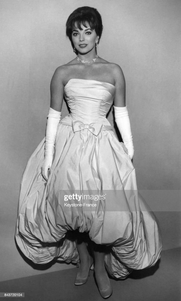 L'actrice Joan Collins aux Oscars : Foto di attualità
