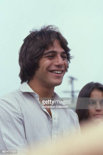 Actror Tony Danza attends SAG and AFTRA Actors On Strike in circa 1980 in Los Angeles California