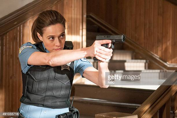 D Actual Physical Violence Episode 303 Pictured Marina Squerciati as Kim Burgess