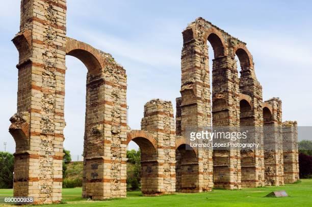 Acueducto de los Milagros or Miraculous Aqueduct
