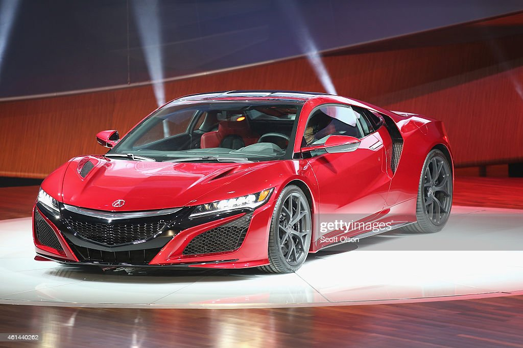 Detroit Hosts Annual North American International Auto Show : ニュース写真