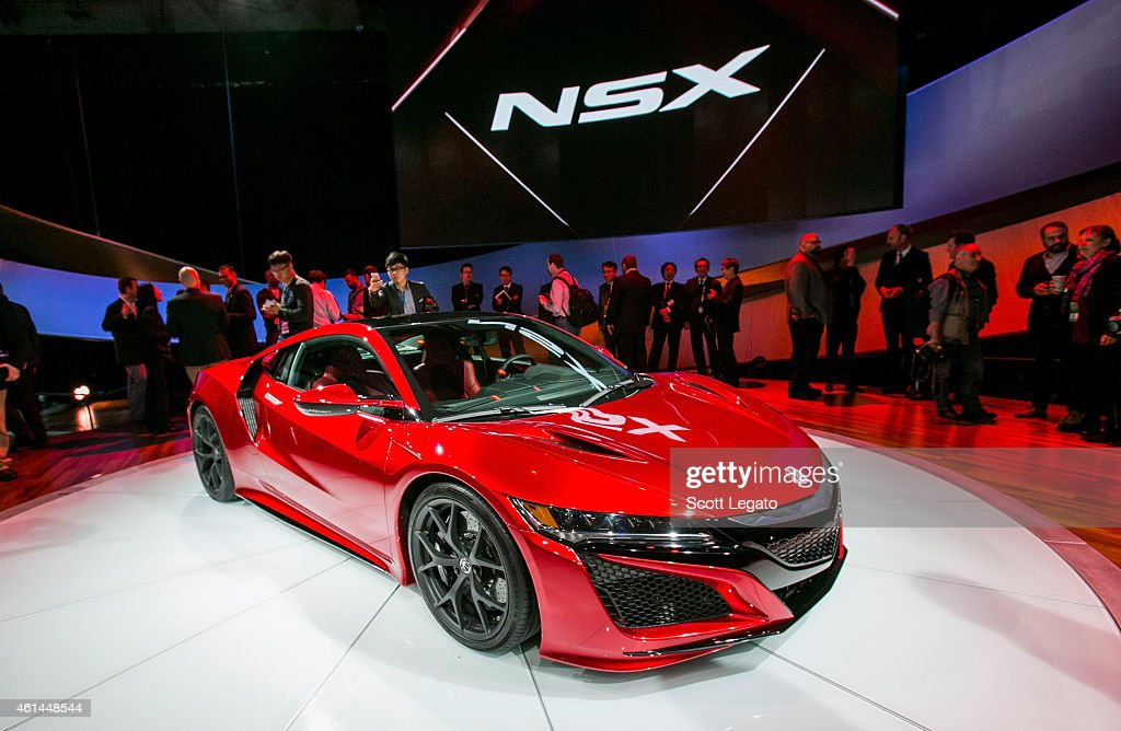 North American International Auto Show 2015 - Press Preview : News Photo