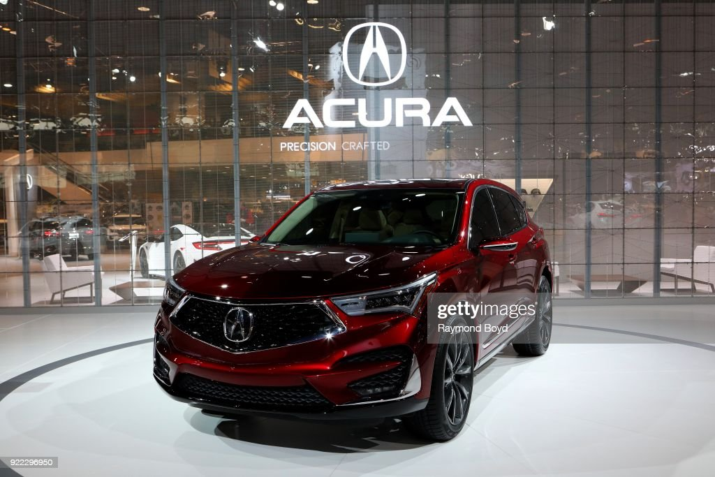2018 Chicago Auto Show Media Preview - Day 2