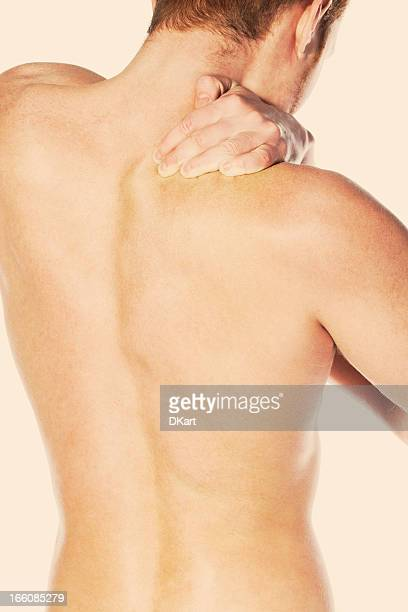 Acute pain in a neck