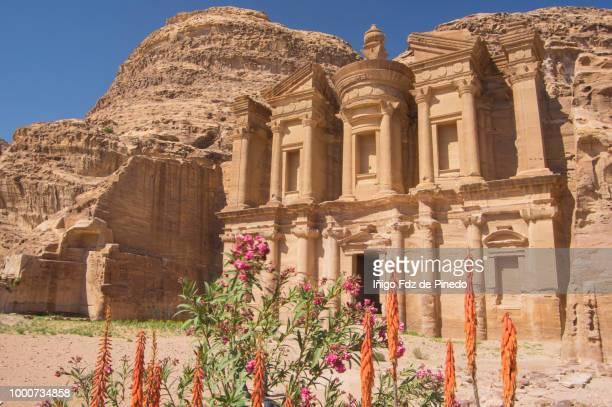 Ad Deir, The Monastery, Wadi Musa, Jordan.