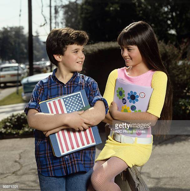 YEARS Ad Gallery 2/88 Fred Savage Danica McKellar