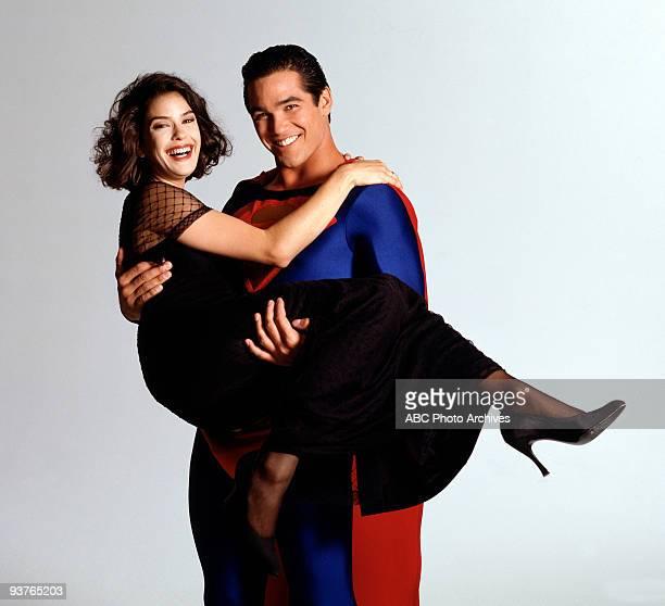 SUPERMAN Ad Gallery 8/16/94 Teri Hatcher Dean Cain