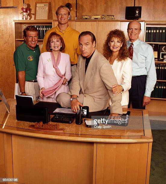 COACH Ad gallery Season Eight 9/13/95 Jerry Van Dyke Katherine Helmond Bill Fagerbakke Craig T Nelson Shelley Fabares Ken Kimmons