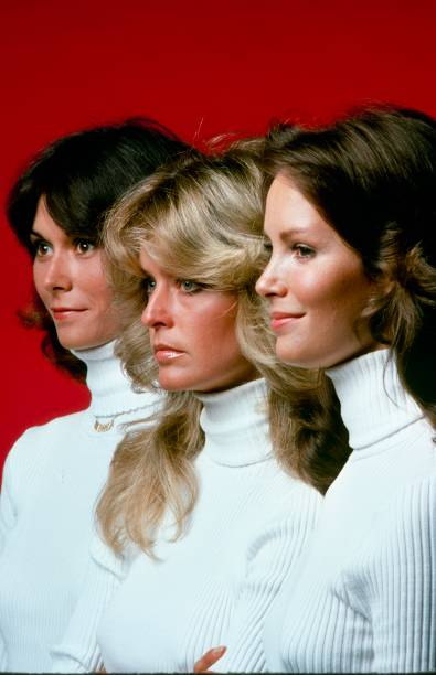 USA: 22nd September 1976 - TV Series 'Charlie's Angels' Debuts