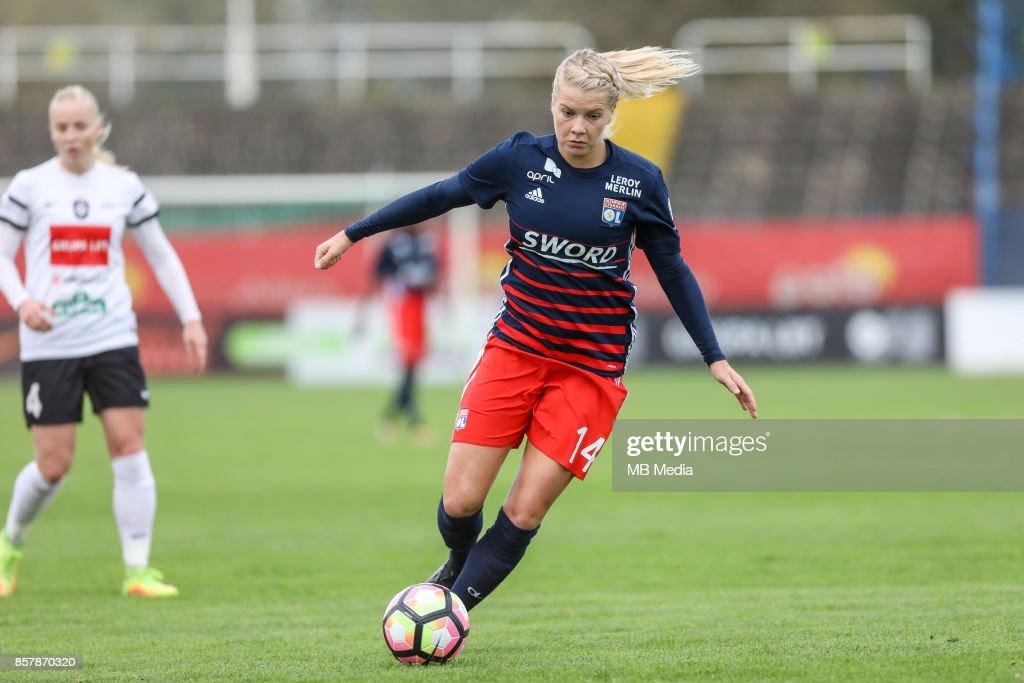 KKPK Medyk Konin v Olympique Lyon - UEFA Women's Champions League : Photo d'actualité