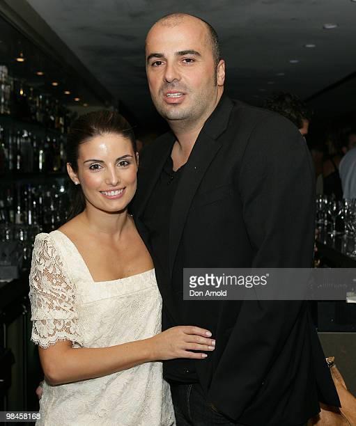 Ada Nicodemou and Chris Xipolytas