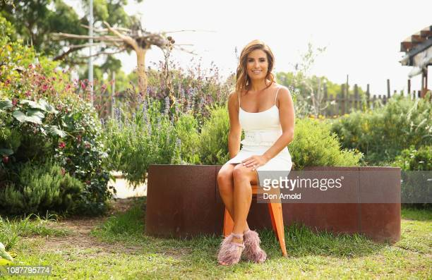Ada Nicodemou attends the My Kitchen Rules 10th Anniversary Event on January 24, 2019 in Sydney, Australia.