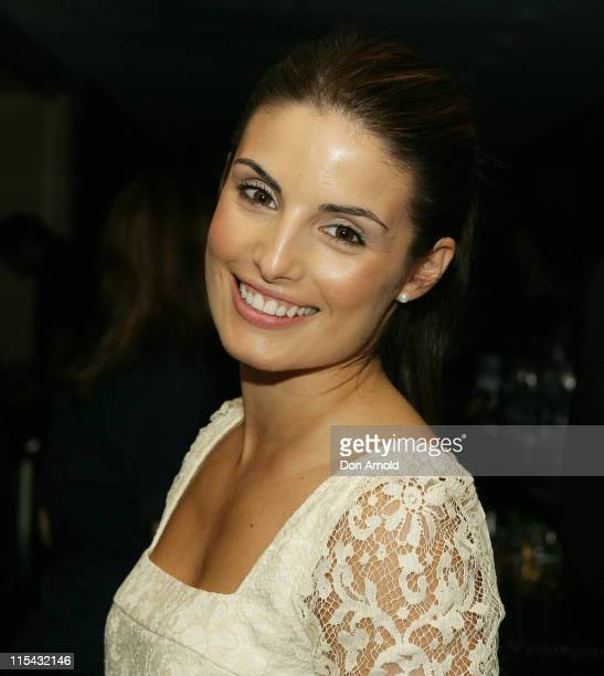 Ada Nicodemou during 2007 Make a Wish Foundation in Sydney at Shangri La Hotel in Sydney Australia