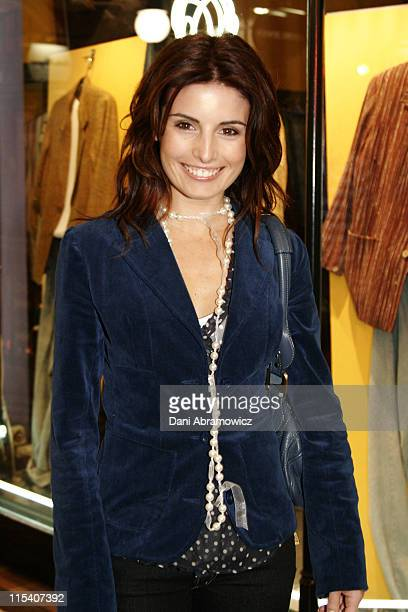 Ada Nicodemou during BREIL Store Launch Sydney July 12 2006 at Breil QVB in Sydney NSW Australia
