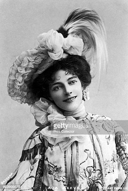 Ada Reeve English actress 1903 From the Rotary Photographic Series