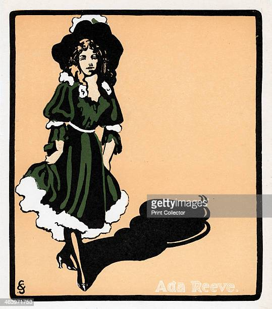 Ada Reeve English actress late 19th century