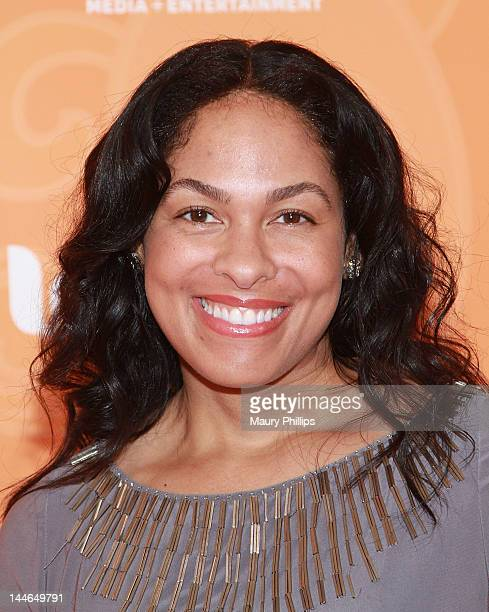 Adai Lamar attends the YWCA Greater Los Angeles 2012 Phenomenal Woman Awards at Omni Los Angeles Hotel on May 16 2012 in Los Angeles California