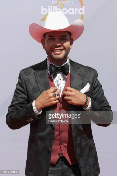Adal Loreto attends the 2018 Billboard Latin Music Awards at the Mandalay Bay Events Center on April 26 2018 in Las Vegas Nevada