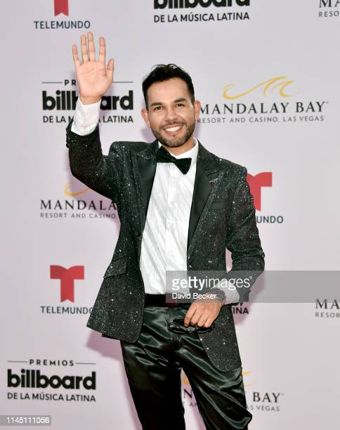 Adal Loreto attends the 2019 Billboard Latin Music Awards at the Mandalay Bay Events Center on April 25 2019 in Las Vegas Nevada